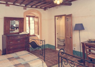 Bedroom 1 with bathroom