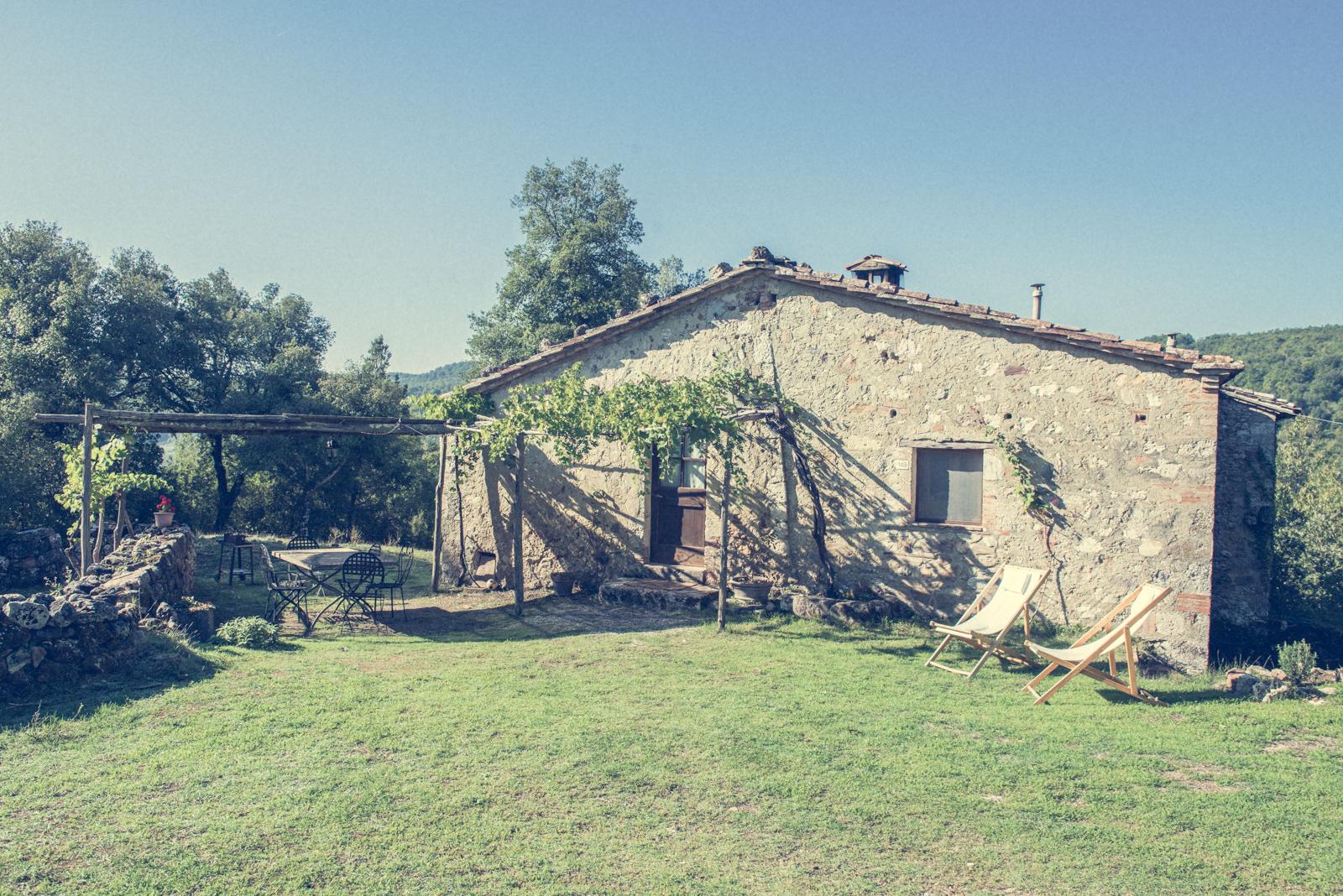 Montecchino - Tenuta di Spannocchia - Stay on a Tuscan Farm